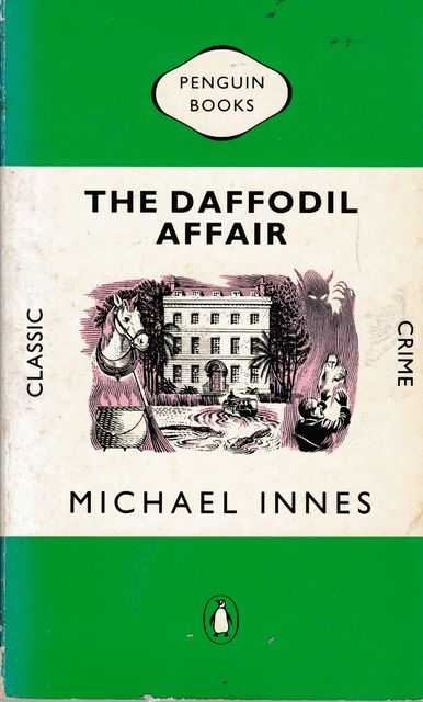 The Daffodil Affair, Michael Innes