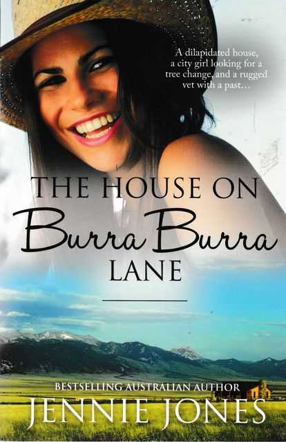 The House on Burra Burra Lane, Jennie Jones