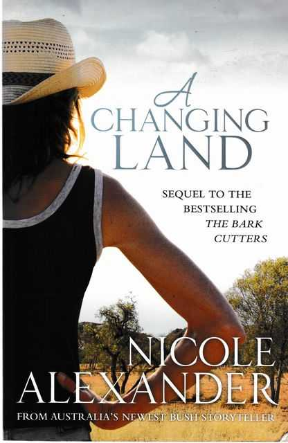 A Changing Land, Nicole Alexander