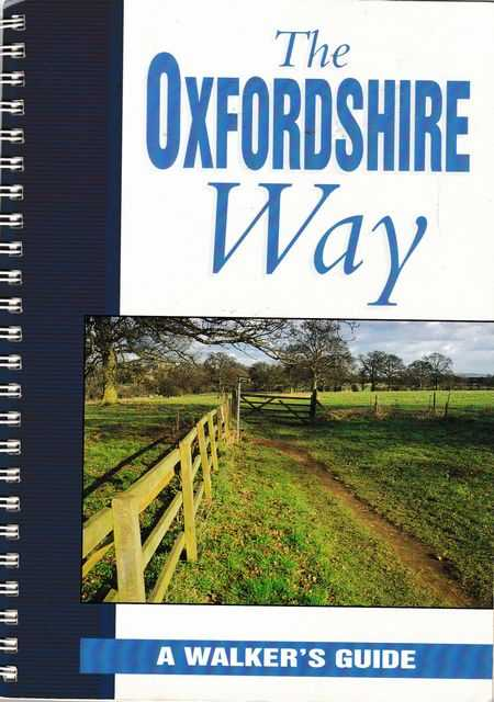 The Oxfordshire Way: A Walker's Guide, Oxfordshire County Council