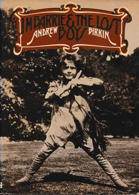 J.M. Barrie and The Lost Boys, Andrew Birkin