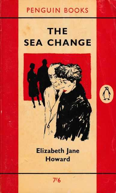 The Sea Change, Elizabeth Jane Howard