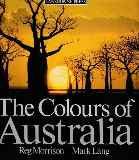 The Colours of Australia, Reg Morrison, Mark Lang