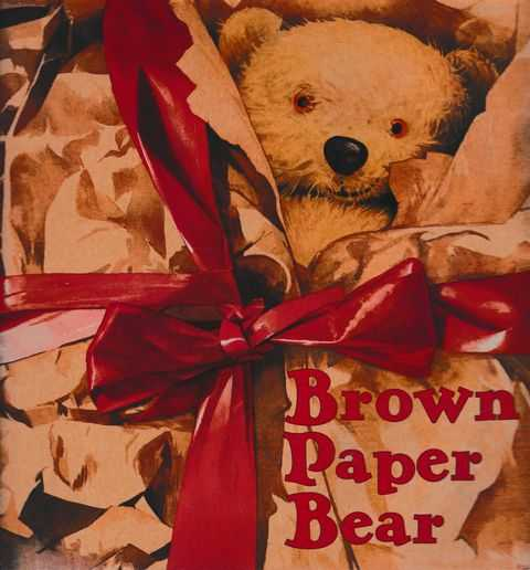 Brown Paper Bear, Neil Reed
