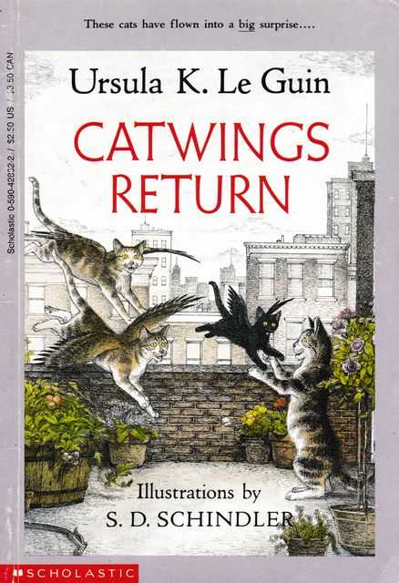 Catwings Return, Ursula K. Le Guin