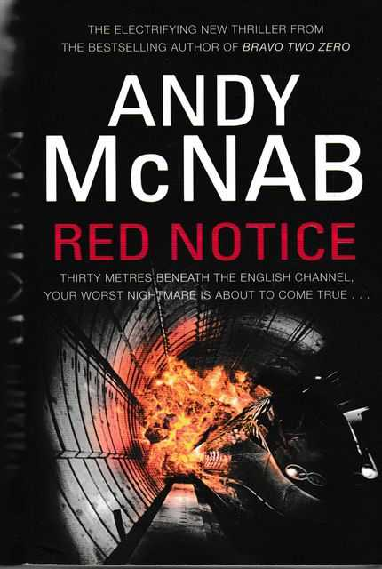 Red Notice, Andy McNab