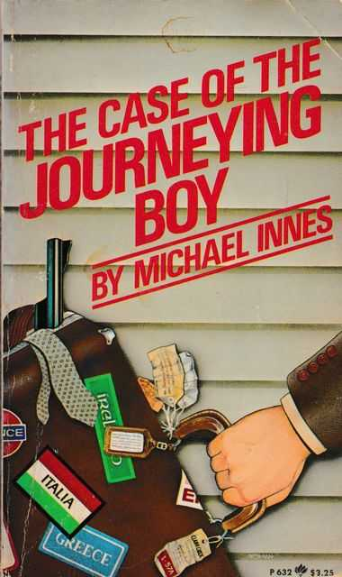 The Case of the Journeying Boy, Michael Innes