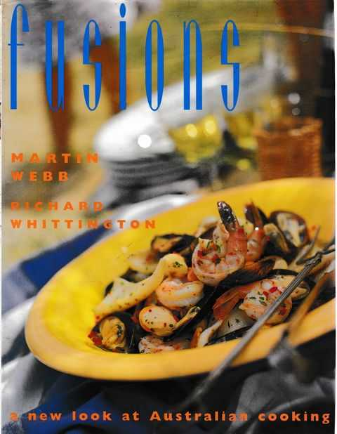 Image for Fusions - A New Look At Australian Cooking
