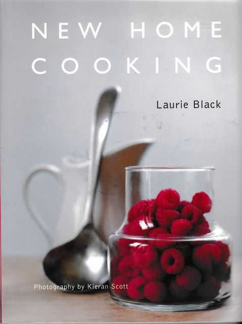 New Home Cooking, Laurie Black