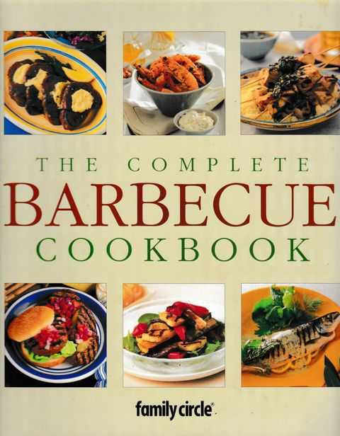 The Complete Barbecue Cookbook, Jane Price - Editor