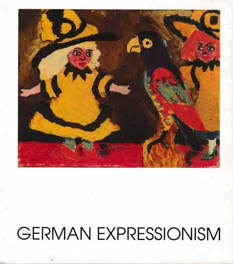 German Expressionism: The Colours of Desire, Art Gallery of New South Wales