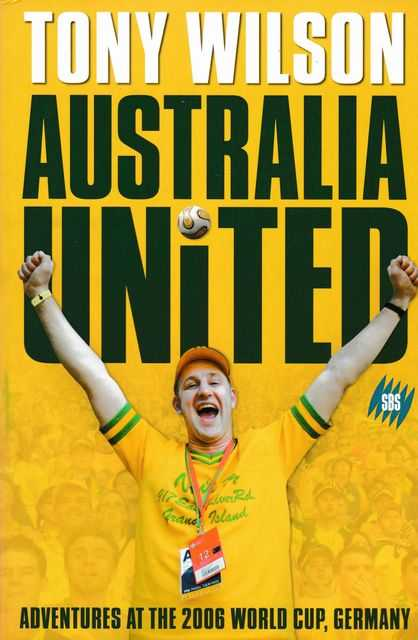 Australia United, Tony Wilson