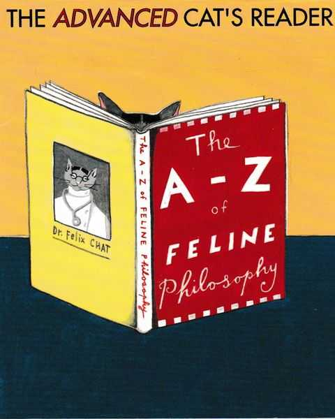 The Advanced Cat's Reader: The A-Z of Feline Philosophy, Dr Felix Chat