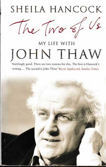 The Two of Us - My Life with John Thaw, Sheila Hancock