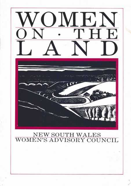 Women on the Land, Sarah Taylor and Pamela Clements