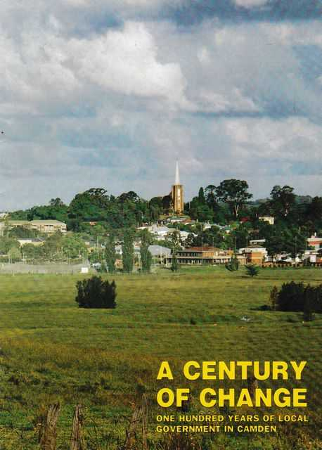 A Century of Change: One Hundred Years of Local Government in Camden, Paul Power [Editor]
