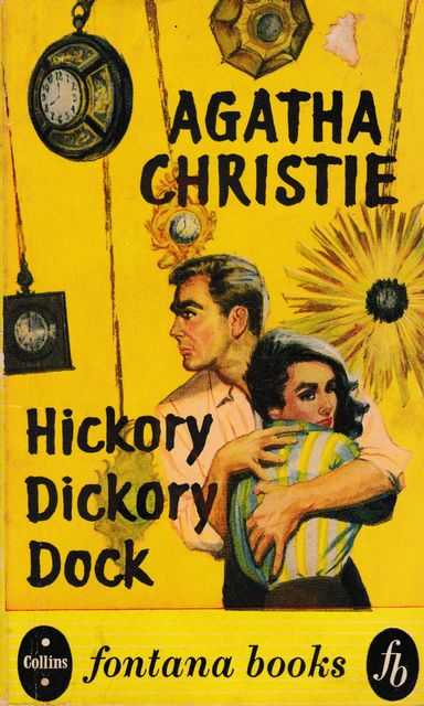 Hickory Dickory Dock, Agatha Christie