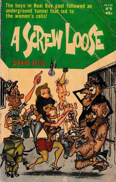 A Screw Loose, David Ellis