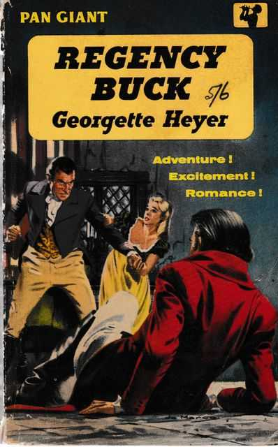 Regency Buck, Georgette Heyer