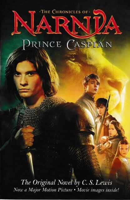 Prince Caspian [The Chronicles Of Narnia], C.S. Lewis