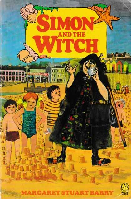 Simon and the Witch, Margaret Stuart Barry
