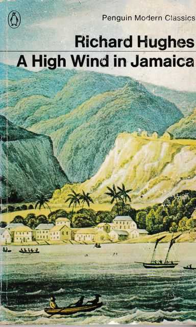 A High Wind in Jamaica, Richard Hughes