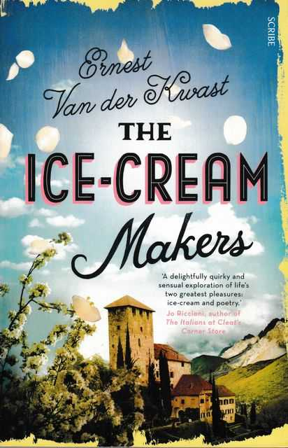 The Ice-Cream Makers, Ernest Van Der Kwast