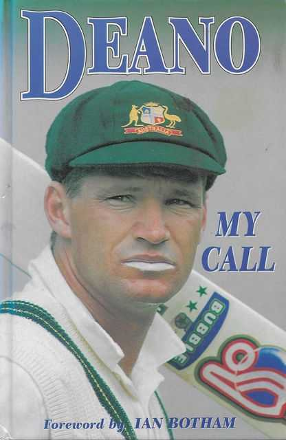 Deano: My Call, Dean Jones as told to Terry Bindle
