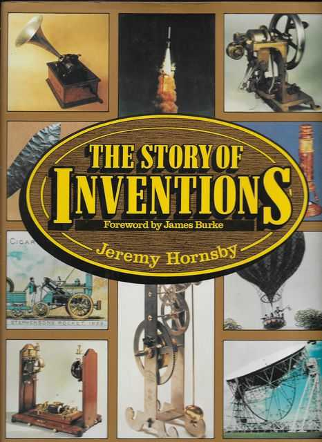 The Story of Inventions, Jeremy Hornsby
