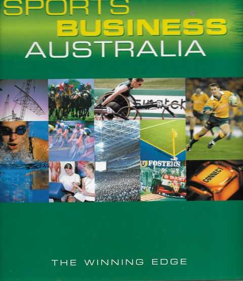 Sports Business Australia: The Winning Edge, Diane Jardine [Editor]