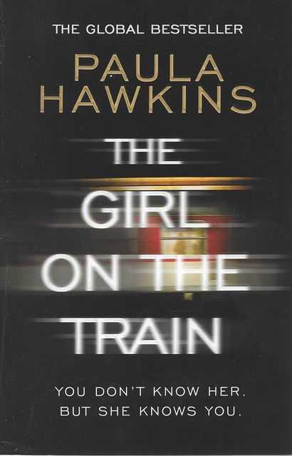 The Girl on the Train, Paul Hawkins