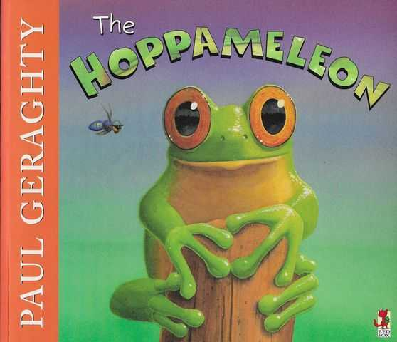 The Hoppameleon, Paul Geraghty