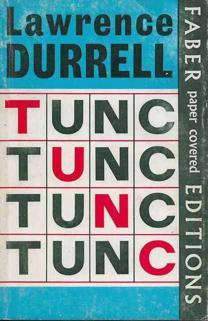 Tunc, Lawrence Durrell