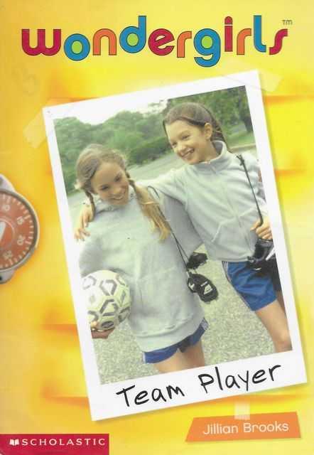 Wondergirls #2: Team Player, Jillian Brooks