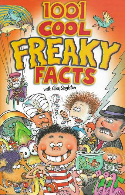 1001 Cool Freaky Facts, Bryant, Nick