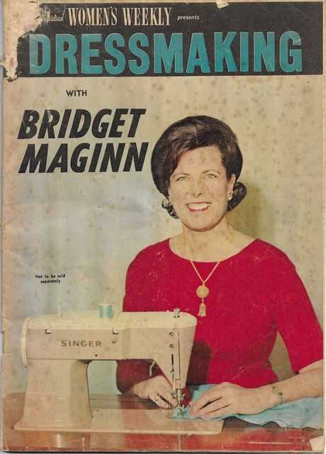 The Australian Women's Weekly Presents Dressmaking with Bridget Maginn, The Australian Women's Weekly