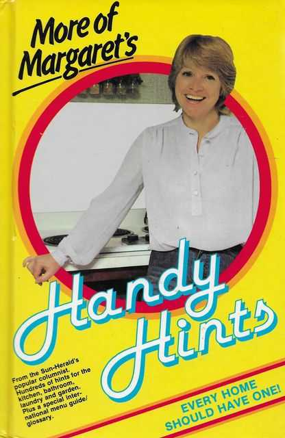 More of Margaret's Handy Hints, Gaie Douglas