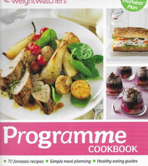 Image for WeightWatches' Programme Cookbook