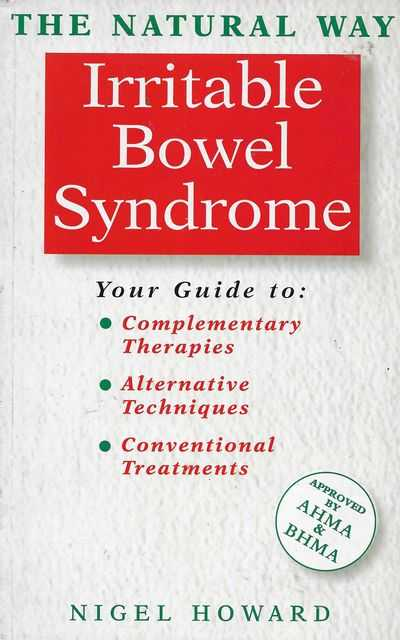 Image for Irritable Bowl Syndrome [The Natural Way Series]