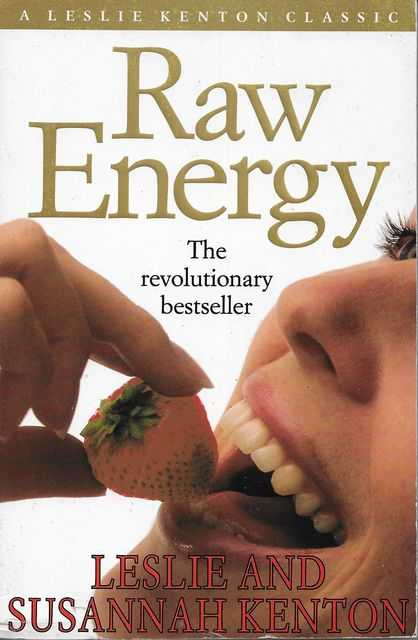 Image for Raw Energy