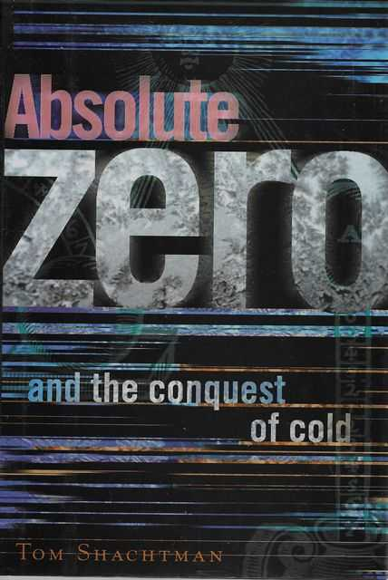 Image for Absolute Zero and the Conquest of Cold
