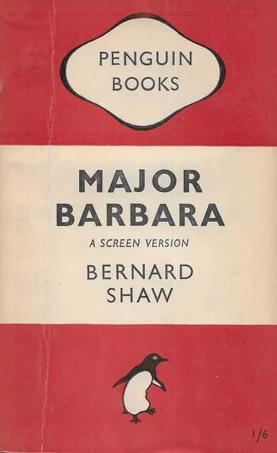 Image for Major Barbara
