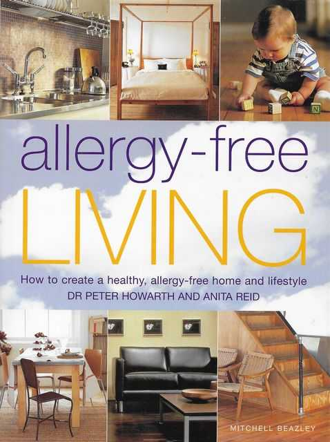 Image for Allergy-Free Living: How To Create A Healthy, Allergy-Free Home and Lifestyle