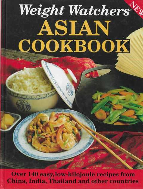 Image for Weight Watchers Asian Cookbook