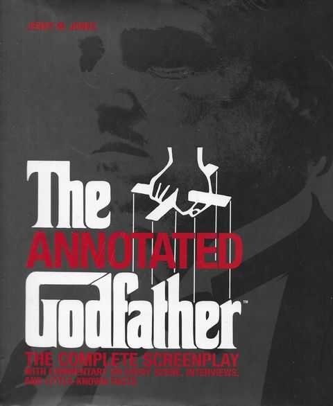 Image for The Annotated Godfather: The Complete Screenplay