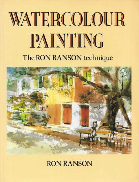 Image for Watercolour Painting: The Ron Ranson Technique