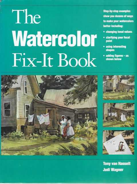Image for The Watercolor Fix-It Book
