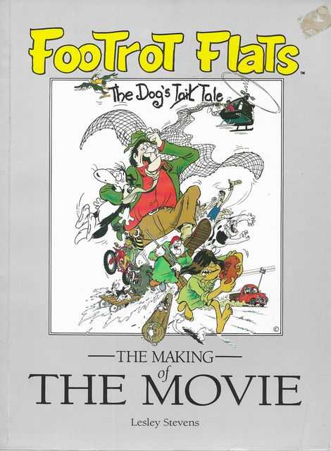 Image for Footrot Flats: The Dog's Tale - The Making Of The Movie
