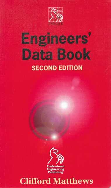 Image for Engineers' Data Book