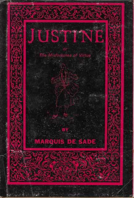 Image for Justine or The Misfortunes of Virtue